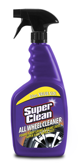 SuperClean All Wheel Cleaner