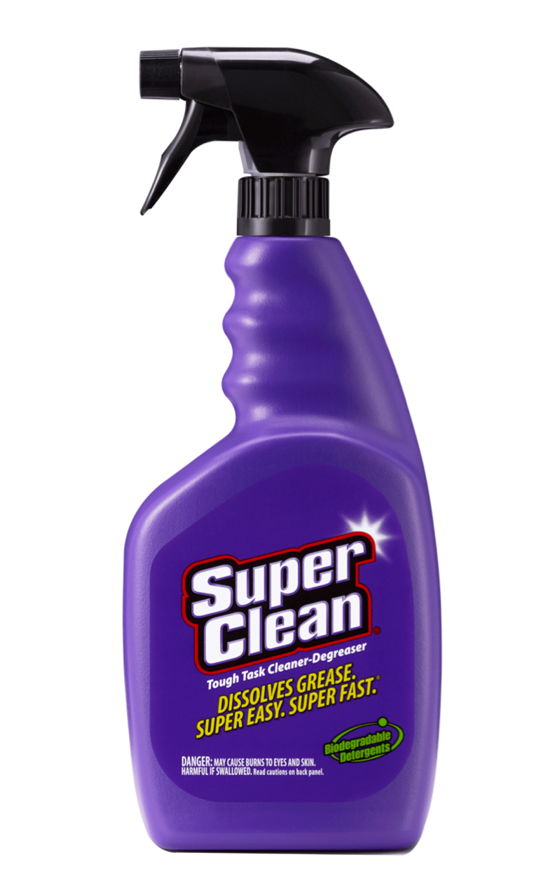 SuperClean Cleaner-Degreaser